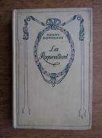 Anticariat: Henry Bordeaux - Les roquevillard (1932)