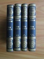 Henry Fielding - Tom Jones (coperti cartonate, 4 volume)