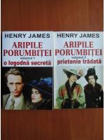 Anticariat: Henry James - Aripile porumbitei (2 volume)