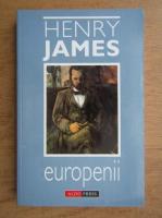 Anticariat: Henry James - Europenii