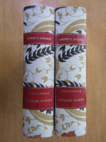 Henry Lolliot - Dictionar englez-roman (2 volume, aprox. 1900)