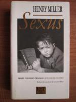 Anticariat: Henry Miller - Sexus