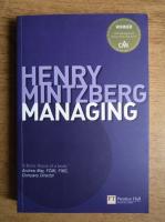 Anticariat: Henry Mintzberg - Managing