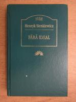Henryk Sienkiewicz - Fara ideal