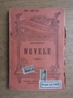 Henryk Sienkiewicz - Nuvele (aproximativ 1930)
