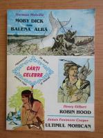 Anticariat: Herman Melville - Moby Dick sau Balena alba