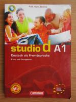 Hermann Funk - Studio d A1. Deutsch als Fremdsprache