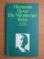 Anticariat: Hermann Hesse - Die Nurnberger Reise