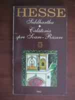 Anticariat: Hermann Hesse - Siddhartha. Calatoria spre Soare Rasare