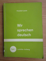 Hermann Kessler - Wir sprechen deutsh