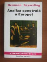 Hermann Keyserling - Analiza spectrala a Europei