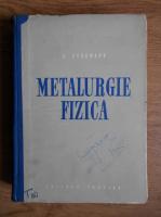 Hermann Schumann - Metalurgie fizica