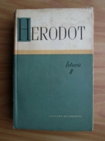 Herodot - Istorii (volumul 2)