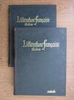 Anticariat: Histoire de la litterature francaise (2 volume, 1923)