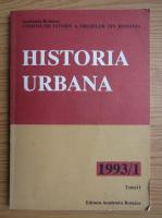 Historia urbana, tomul 1, 1993