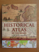 Historical atlas of the world with over 1.200 maps