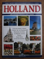 Holland, 500 colour photos and 2 maps