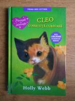 Anticariat: Holly Webb - Cleo, o pisicuta curioasa