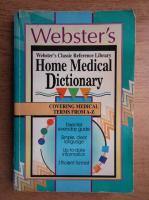 Home medical dictionary
