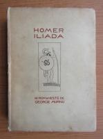 Homer - Iliada (1924)