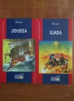 Homer - Iliada si Odiseea (2 volume)
