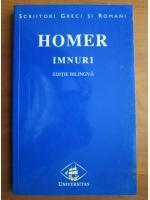 Anticariat: Homer - Imnuri (editie bilingva)