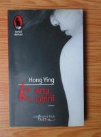 Anticariat: Hong Ying - Arta iubirii