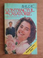 Honore de Balzac - Contractul de casatorie