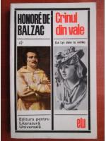Honore de Balzac - Crinul din vale