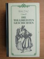 Anticariat: Honore de Balzac - Die Tolldreisten Geschichten