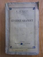 Honore de Balzac - Eugenie Grandet