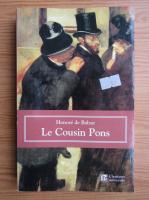 Honore de Balzac - Le cousin Pons
