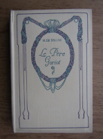 Honore de Balzac - Le pere Goriot (1936)