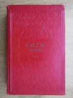Anticariat: Honore de Balzac - Opere (volumul 2)
