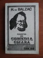 Anticariat: Honore de Balzac - Povestiri din comedia umana