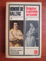 Honore de Balzac - Stralucirea si suferintele curtezanelor