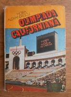 Horia Alexandrescu - Olimpiada californiana