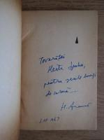 Horia Arama - Cosmonautul cel trist (cu autograful autorului)
