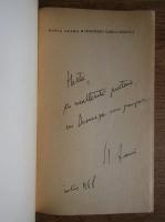 Anticariat: Horia Arama - Dumnezeu umbla descult (cu autograful autorului)