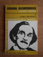 Anticariat: Horia Badescu - Grigore Alexandrescu parada mastilor