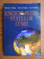 Anticariat: Horia C. Matei - Enciclopedia statelor lumii
