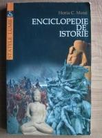Anticariat: Horia C. Matei - Enciclopedie de istorie (2006)