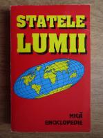 Anticariat: Horia C. Matei - Statele lumii. Mica enciclopedie
