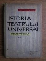 Horia Deleanu - Istoria teatrului universal contemporan (volumul 1)