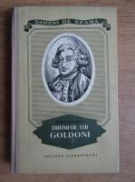 Horia Deleanu - Triumful lui Goldoni