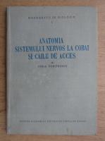 Horia Dumitrescu - Anatomia sistemului nervos la cobai si caile de acces