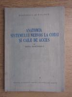 Anticariat: Horia Dumitrescu - Anatomia sistemului nervos la cobai si caile de acces