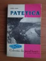 Anticariat: Horia Liman - Patetica. Germania, ieri si azi