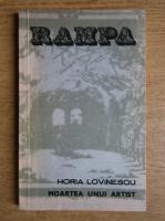 Anticariat: Horia Lovinescu - Moartea unui artist
