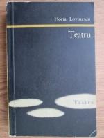 Horia Lovinescu - Teatru